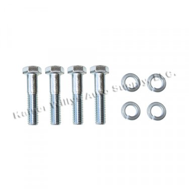 Rear Axle Differential Bearing Cap Hardware Kit, 46-71 Jeep & Willys with Dana 41/44