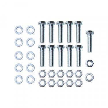 Rear Axle Differential Housing Hardware Kit, 47-62 Truck with Timken rear axle