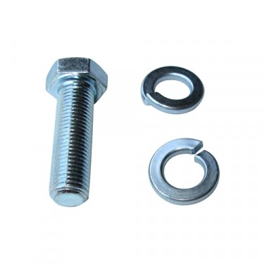 Exhaust Pipe Flange to Exhaust Manifold Hardware Kit, 46-51 Truck, Station Wagon, Jeepster