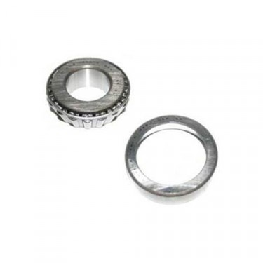 Transfer Case Output Shaft Bearing and Cup, 80-86 CJ with Dana 300 Transfer Case