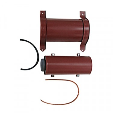 Surge Tank Kit, 41-45 Willys & Ford MB, GPW