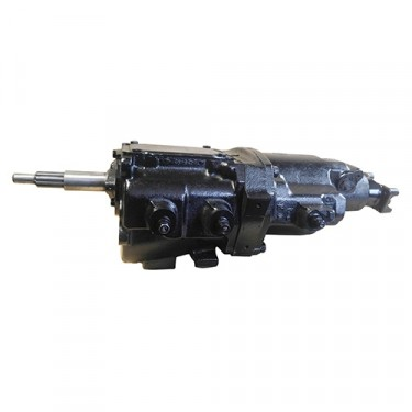 Complete Rebuilt Transmission Assembly (with Overdrive), 46-55 Station Wagon with T-96 Transmission