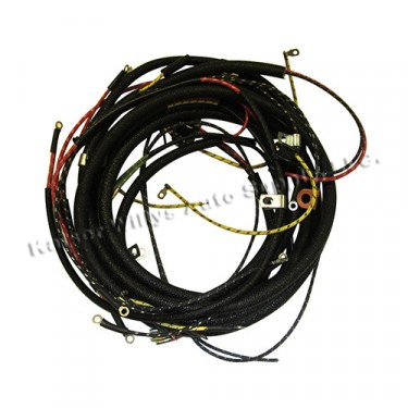 Complete Wiring Harness - Made in the USA  Fits 50-52 M38 (12 volt)