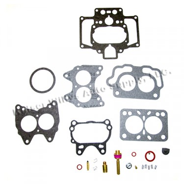 Carburetor Repair Kit for Carter WCD, Truck, SW with 6-226