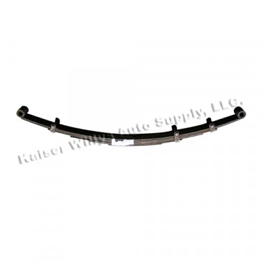 Rear Leaf Spring Assembly, 11 Leaf, 46-64 Truck