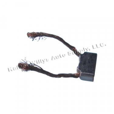 New Starter Motor Brush Ground - Image 1