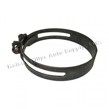 Transmission Shift Lever Boot Clamp, 50-66 M38, M38A1 with T-90 Transmission