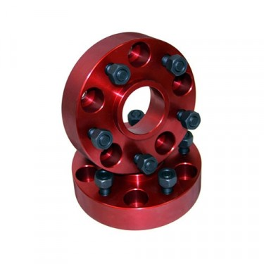 1.25 Inch Wheel Spacer Kit, 41-71 MB, GPW, CJ-2A, 3A, 3B, 5, M38, M38A1