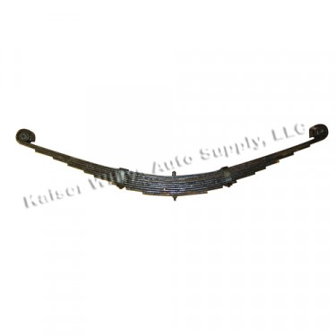 Front Leaf Spring Assembly, 10 Leaf, 46-64 Truck, Station Wagon