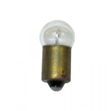 Indicator Bulb 6 volt, 53-71 Willys Jeep