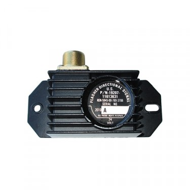 Turn Signal Flasher 24 Volt, 50-66 M38, M38A1