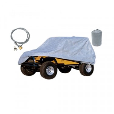 Full Car Cover Kit, 72-86 CJ-5, 7, 8