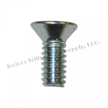 Rear Axle Wheel Hub to Drum Screw (3 required per hub), 41-71 MB, GPW, 2A, 3A, 3B, 5, M38, M38A1