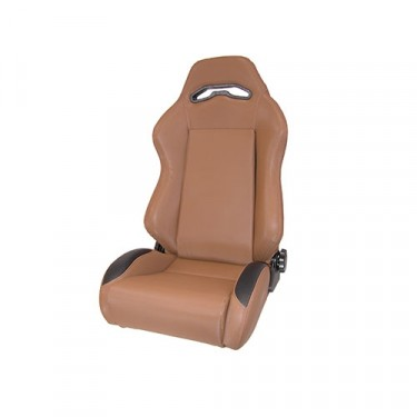 Sport Front Reclinable Seat in Spice, 76-86 CJ