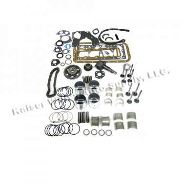 Complete Engine Overhaul Kit Fits  41-46 MB, GPW, CJ-2A
