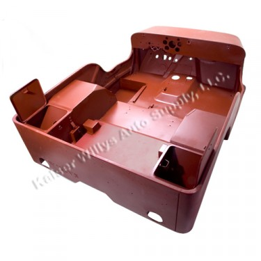 Steel Body Tub     Fits 41-42 MB