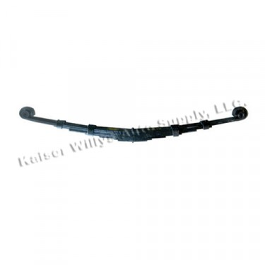 Front Leaf Spring Assembly, 8 Leaf, 46-64 Truck, Station Wagon
