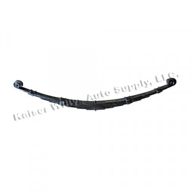 Rear Leaf Spring Assembly, 9 Leaf, 41-64 MB, GPW, CJ-2A, 3A, 3B, M38