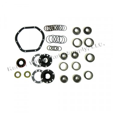 Complete Rear Axle Overhaul Kit  Fits  46-49 CJ-2A with Dana 41