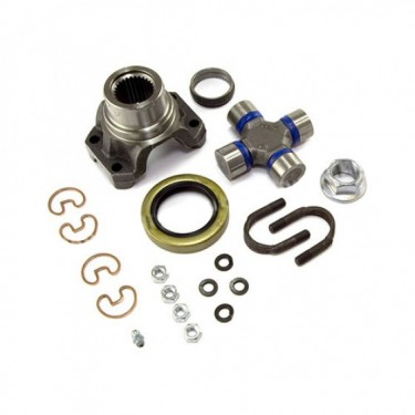 Yoke Conversion Kit, 76-86 CJ with Rear AMC20