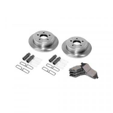 Front Disc Brake Service Kit, 82-86 CJ