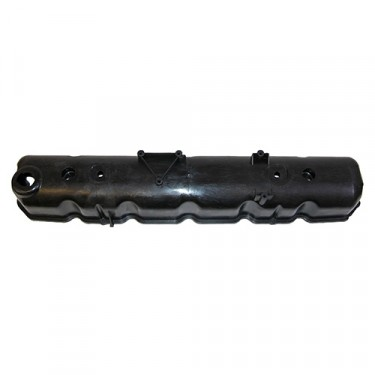 Plastic Valve Cover with Hardware, 81-86 CJ with 258 6 Cylinder AMC