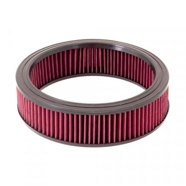 Synthetic Round Air Filter, 72-83 CJ