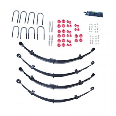 ORV 4 Inch Lift Kit without Shocks, 76-86 CJ