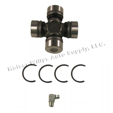 Cleveland Style Universal Joint, 46-64 Willys Truck, Station Wagon