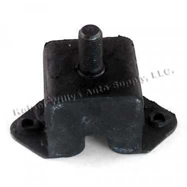 Rear Transmission Mount Insulator, 46-58 Willys Truck, Station Wagon