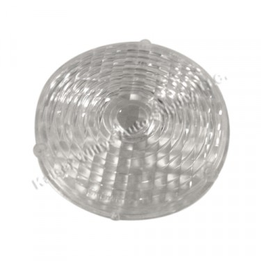 Parking Light Lens,  67-72 Jeepster