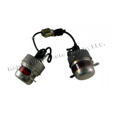 Dash Light Assembly, 50-66 M38, M38A1