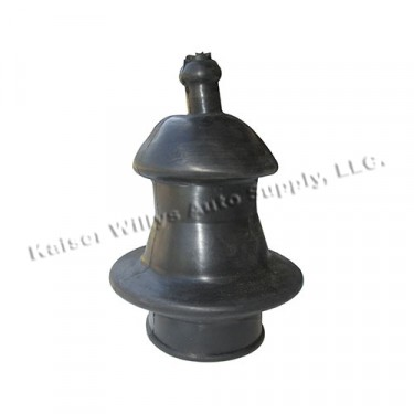 Transmission Rubber Shift Lever Boot, 50-66 M38, M38A1