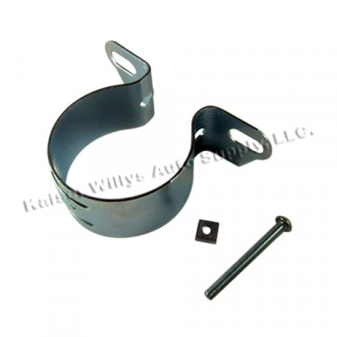 Coil Mounting Bracket, 41-71 Jeep & Willys