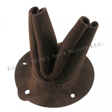Transfercase Leather Shift Lever Boot, 41-71 Jeep & Willys