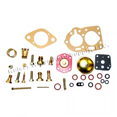 Carburetor Repair Kit, Jeep & Willys with Solex Carburetor