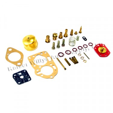 Carburetor Repair Kit Fits  41-53 Jeep & Willys with Solex carburetor