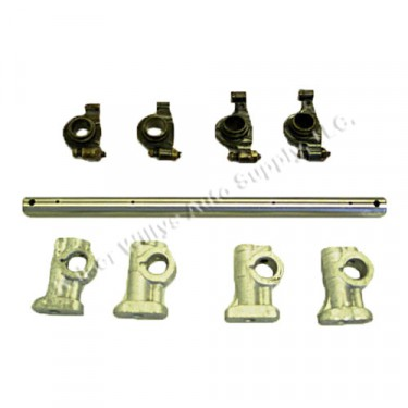New Replacement Rocker Arm Kit  Fits  50-71 Jeep & Willys with 4-134 F engine