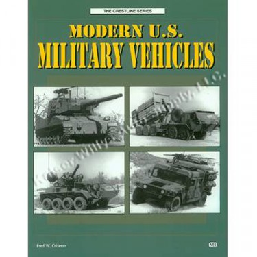 Modern US Military Vehicles Manual Fits  41-71 Jeep & Willys