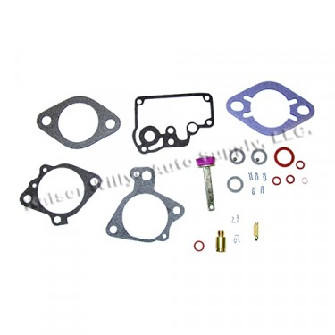 Carburetor Repair Kit, Carter WA1, Truck, Wagon, Jeepster