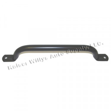 Black Grab Bar for Dash on Passenger Side, 55-83 CJ-5