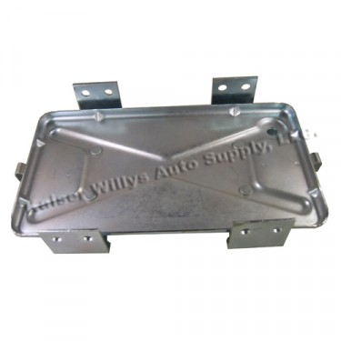 Battery Tray, 50-66 M38 M38A1