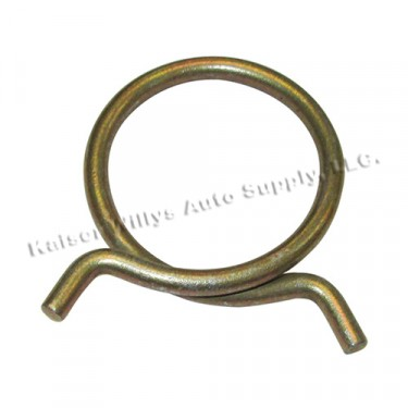 Wire/Ring Radiator Hose Clamp, 57-71 CJ-3B, 5, 6, Truck, Station Wagon