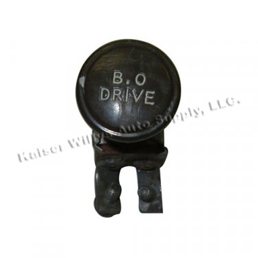 Blackout Drive Switch, 41-45 MB, GPW