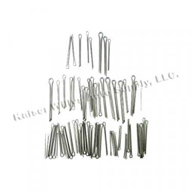 Cotter Pin Kit, Willys Jeep - Image