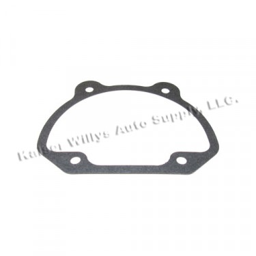 Steering Gear Box Sector Shaft Gasket, 54-64 Truck, Station Wagon