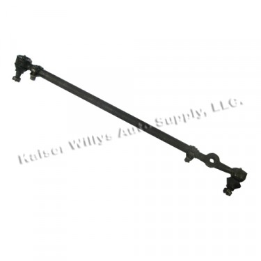 Passenger Side Steering Tie Rod Assembly, 46-66 CJ-2A, 3A, 3B, 5