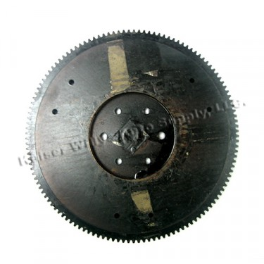 NOS Flywheel with 129 Tooth, 50-71 CJ-3B, 5, M38A1, Truck, SW, VJ