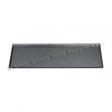 Front Pick-Up Bed Header Panel, 46-64 Truck