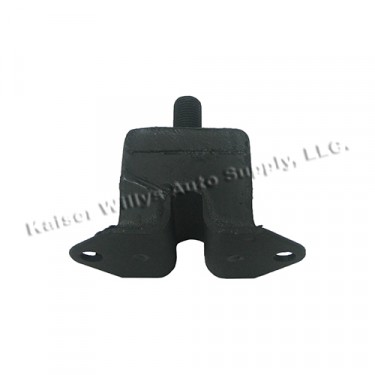 Rear Transmission Mount Insulator, 48-51 Willys Jeepster